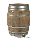 Houten regenton 300L Eiken wijnvat