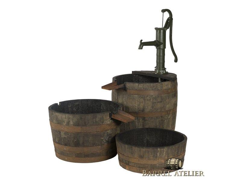 """Water kuipen whisky """"3 delig"""""""