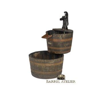 """Water kuipen whisky """"2 delig"""""""