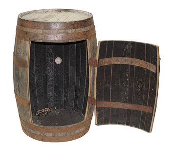 "Wooden Rain Barrel Whiskey ""Scottish"" - Copy"