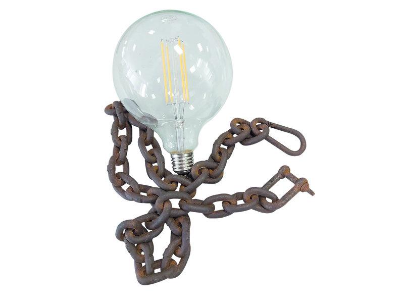 Suspension set hanging lamp incl lamp