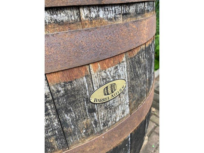 Cold BarRRRrel XLarge houten regenton