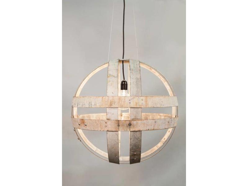 "Hanglamp staal ""Savoie"""