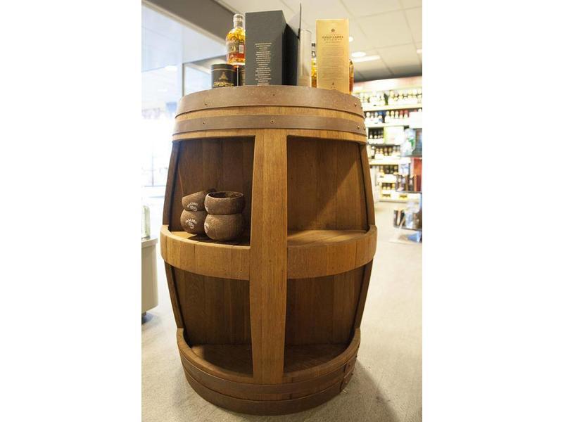 """Wijnvat display """"Cabinet"""""""