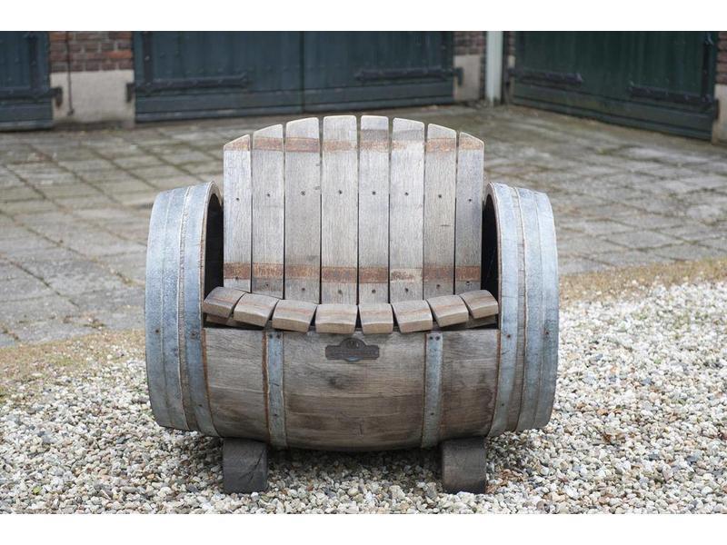 "Barrel chair ""Brandy"""