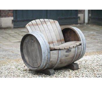 "Wijnvat stoel ""Brandy"""