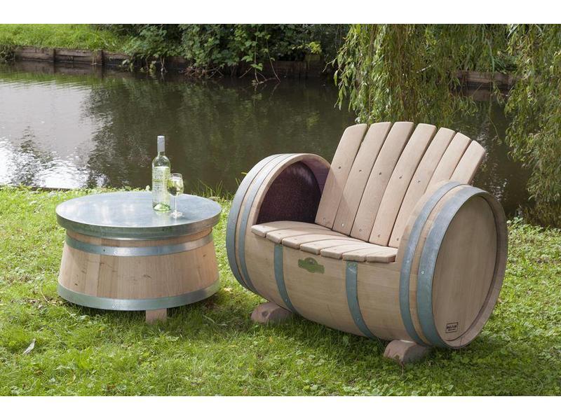 """Wijnvat tafel """"Merlot"""""""