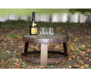"Side table ""Cask"""