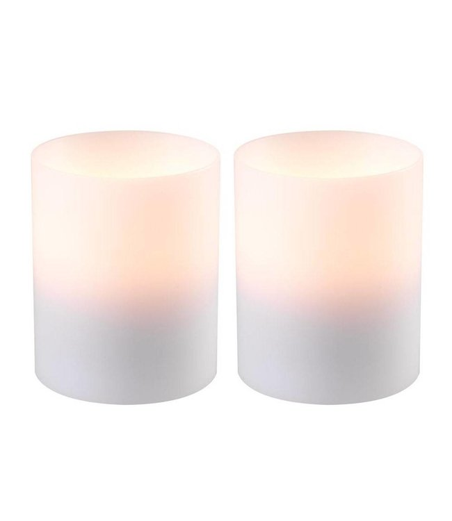 Artificial Deep Candle 12cm