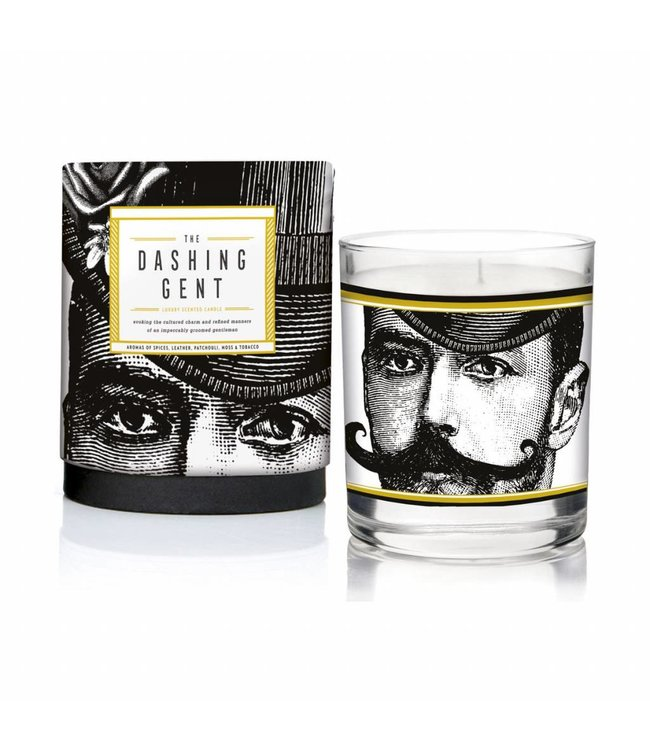 The Dashing Gent Luxury scented candle