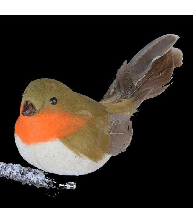 Clip On Robin