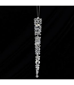 Icicle Diamante Drop