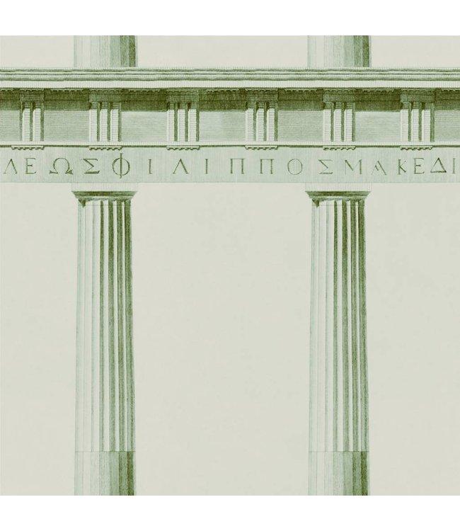 MIND THE GAP Athena Moss Wallpaper