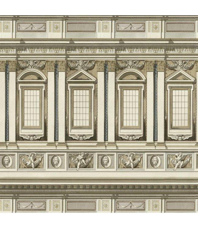 MIND THE GAP Vaticano Wallpaper