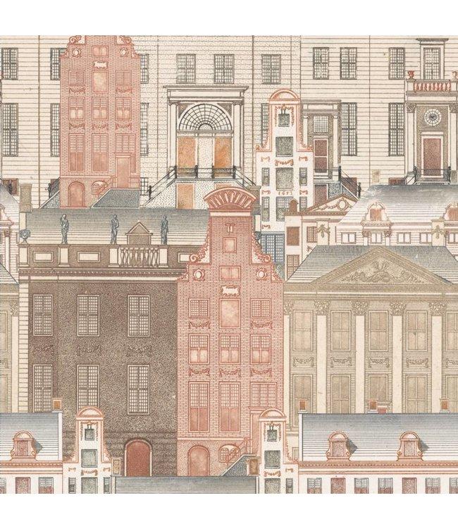 MIND THE GAP Amsterdam Wallpaper