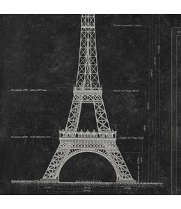 MIND THE GAP Grand Eiffel Anthracite