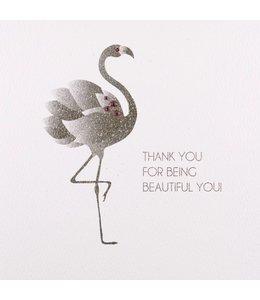 Flamingo Thank You