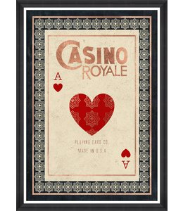 MIND THE GAP Casino Royale