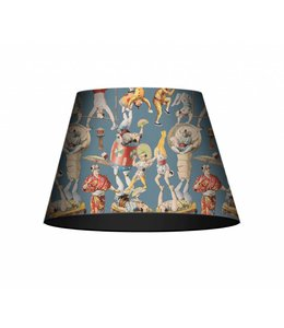 MIND THE GAP Asian Circus Cone Shade 45cm
