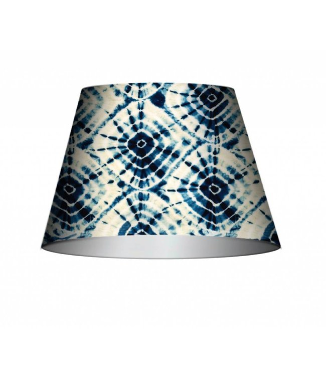 MIND THE GAP Shibori Swirls Cone Shade 45cm