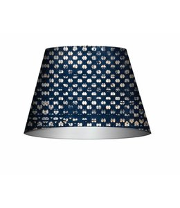 MIND THE GAP Blauw Cone Shade 45cm