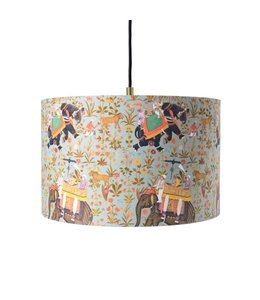 MIND THE GAP Hindustan Aquamarine Pendant lamp 35cm