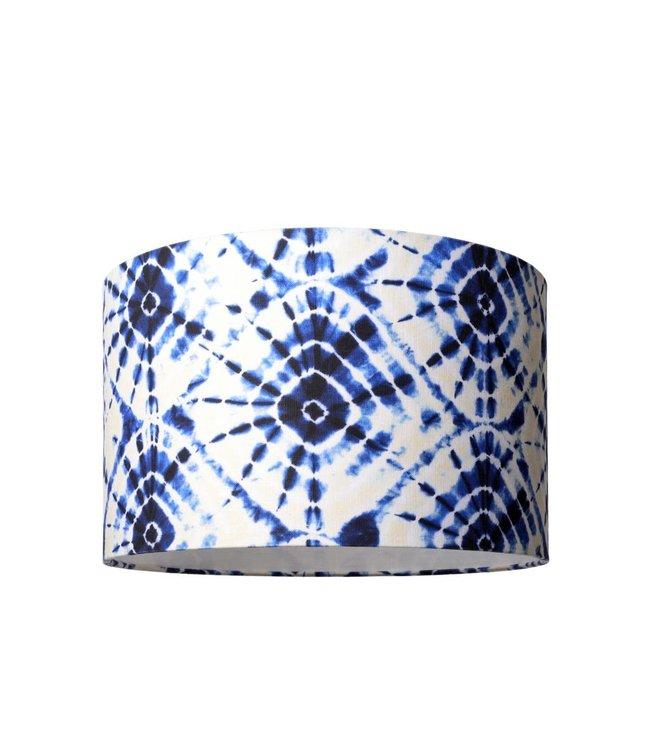 MIND THE GAP Shibori Swirls Pendant Lamp Shade 35cm
