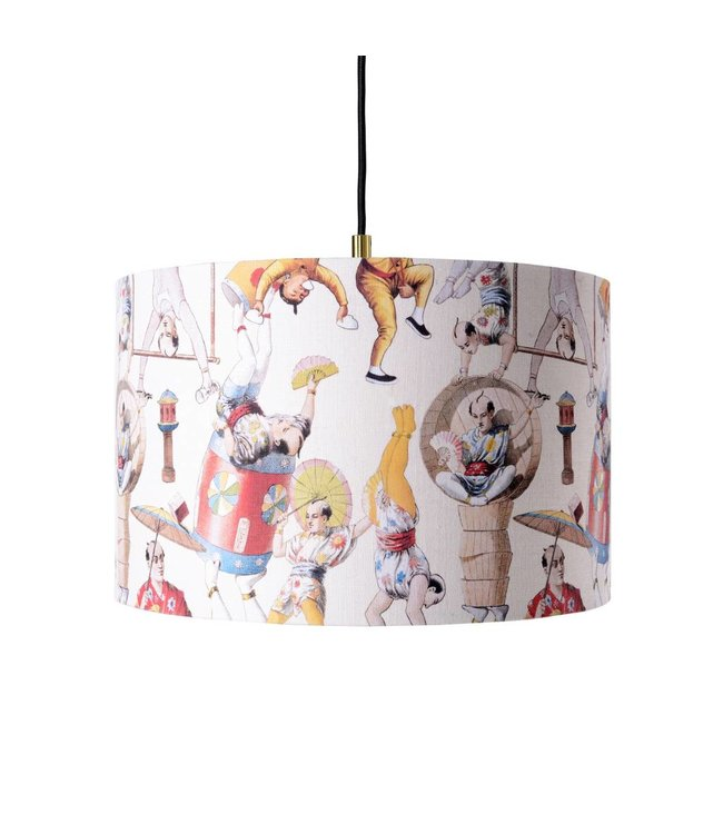 MIND THE GAP Asian Circus Pendant Lamp 35cm