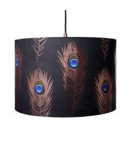 MIND THE GAP Peacock Feathers Pendant Lamp 45cm