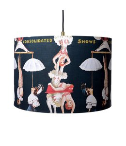 MIND THE GAP The Great Show Pendant lamp Black 45cm