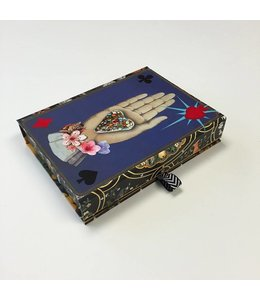Abrams & chronicle books Maison de Jeu Playing cards