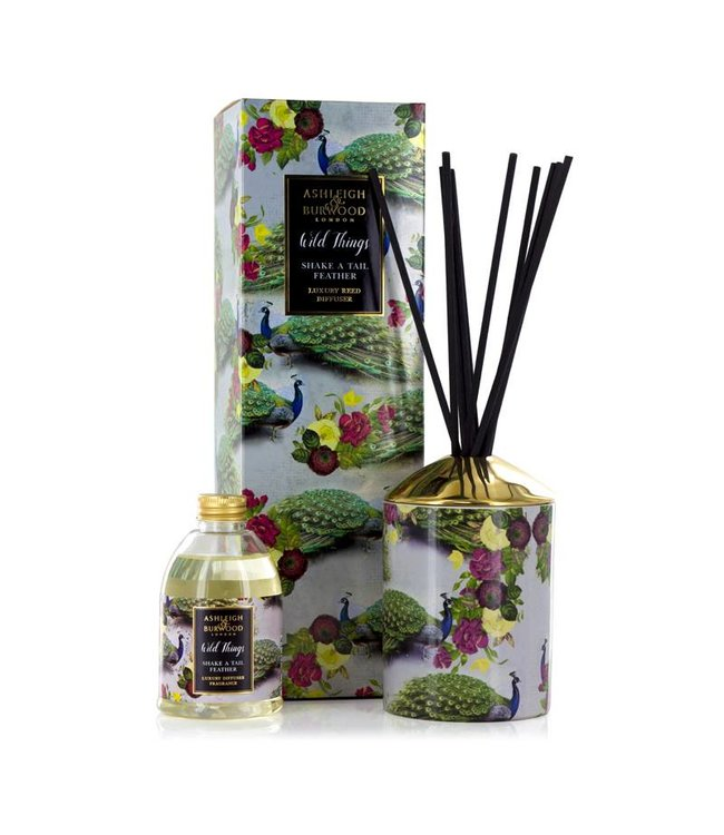 Ashleigh & Burwood Wild Things Shake a Tail Feather Diffuser