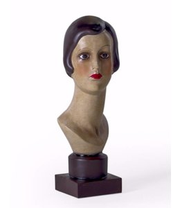M&R Deco Head on Stand