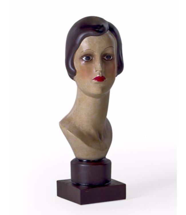 M&R Female Deco Head on Stand