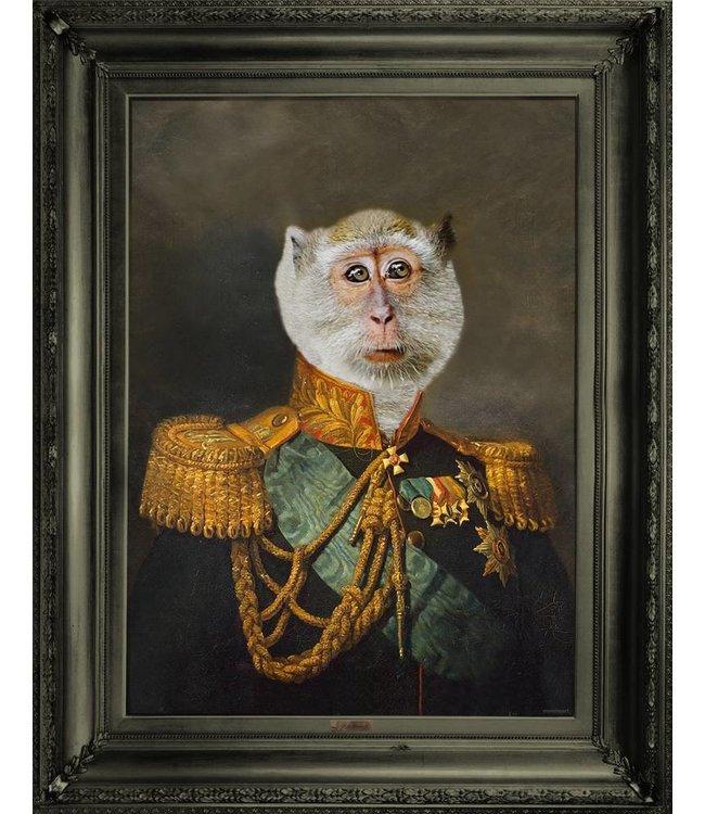 Duke Gibson Framed Canvas print