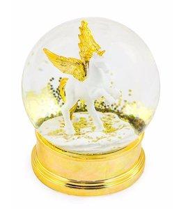 M&R Unicorn Snow Globe