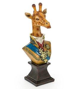 M&R Giraffe Bust