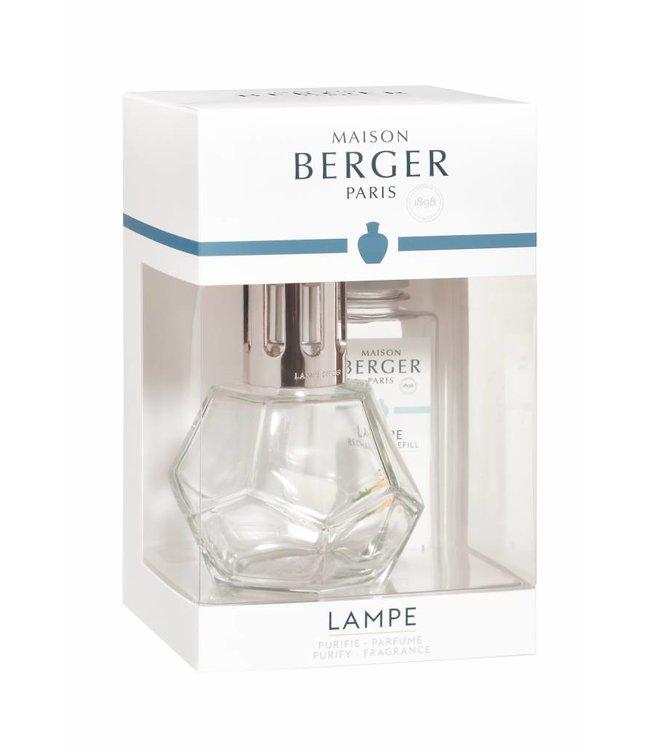 Transparent Geometry Lampe Berger Gift pack