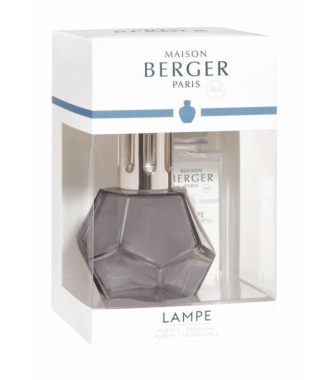 Liquorice Geometry Lampe Berger Gift pack