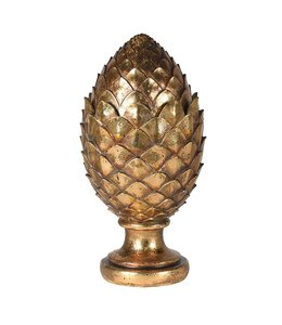 Gold Artichoke JAR