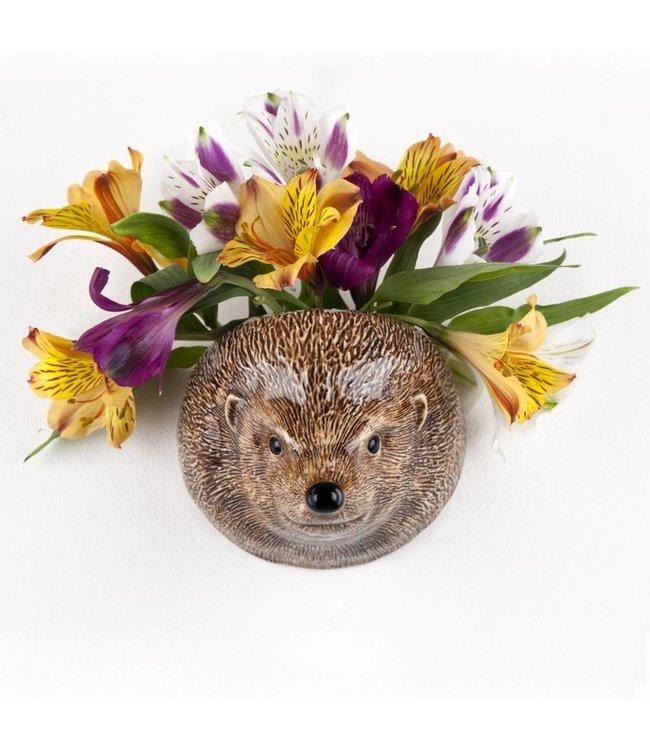 Hedgehog Wall Vase - Mini