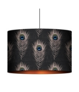 MIND THE GAP Peacock Feathers Pendant Lamp