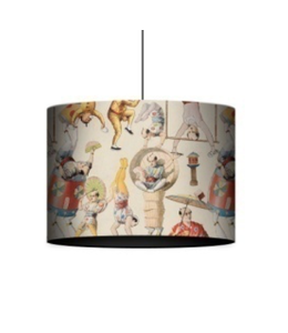 MIND THE GAP Asian Circus Pendant Lamp