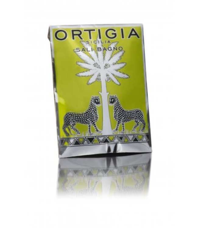Ortigia Lime Bath Salts 75g