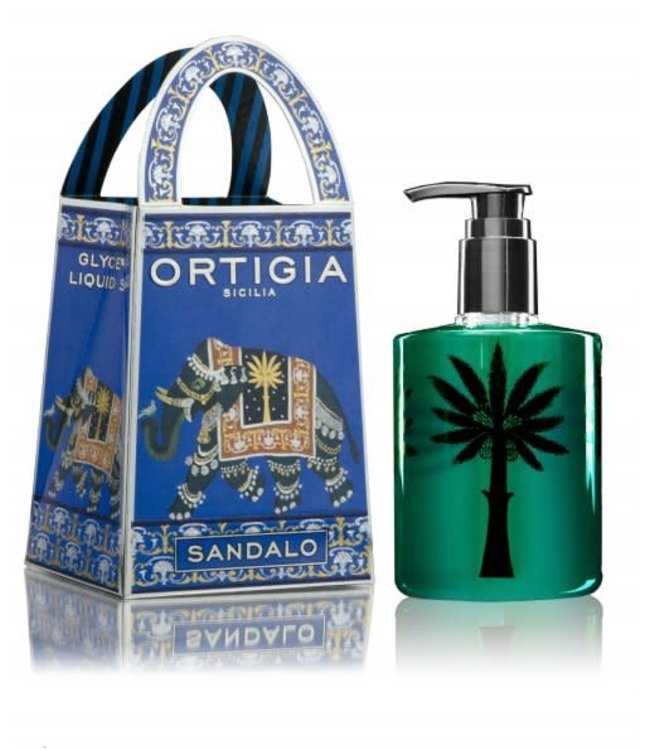 Ortigia Sandalo Liquid Soap 300ml