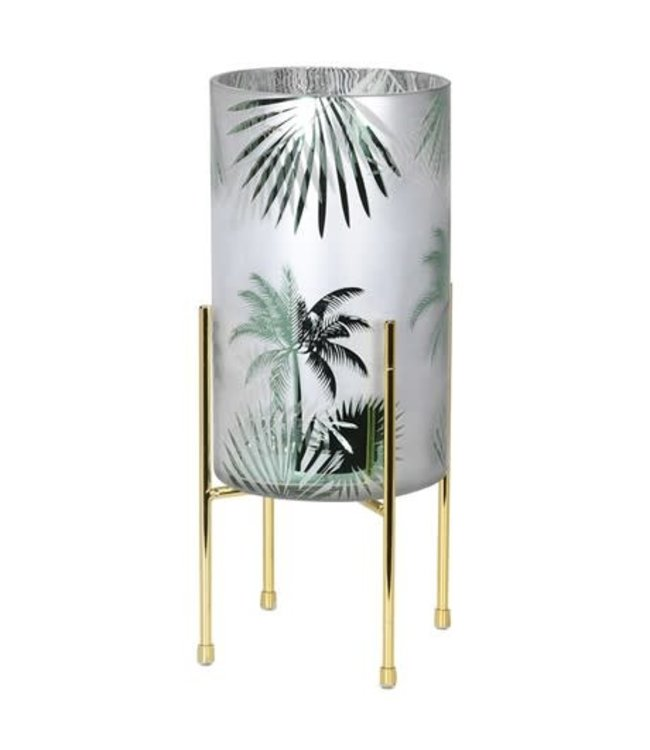 Palm Hurricane on Stand
