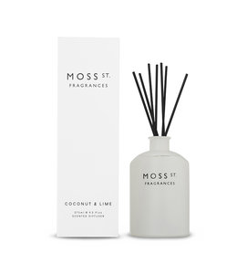 Moss St Coconut & Lime Diffuser