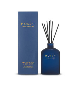 Moss St Sandalwood & Seasalt Diffuser