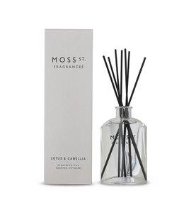 Moss St Lotus & Camelia Diffuser 275ml