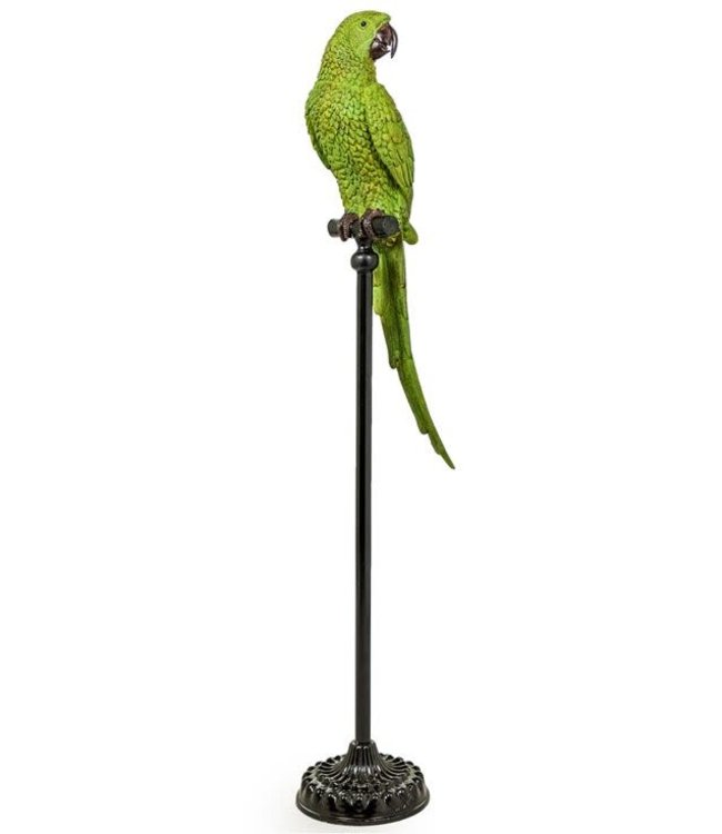M&R Large Parrot on Floor Standing Perch
